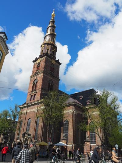 2019.04-05・GWアイルランド&デンマーク7日間の旅【5】~久々にのんびりできたコペンハーゲンで塔にのぼりつくす~