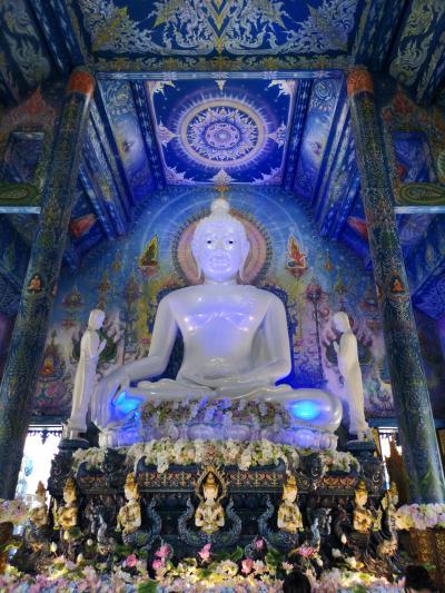 人生3度目の一人旅はタイ北部の町からメコン川を下りルアンパバーンへの周遊旅行~2日目チェンライからチェンコーンへ~