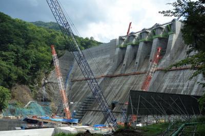 JTB旅物語『八ッ場ダム建設見学と新緑の吾妻渓谷 日帰り』
