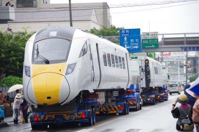 道路を走る高速鉄道車両!見学プロジェクト。一度は見てみたかった@熊本から半分戻る旅【4】