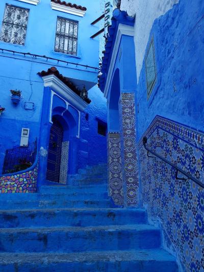 初モロッコ!スペインのタリファからシャウエンの青い村とフェズへ(1)タリファ編