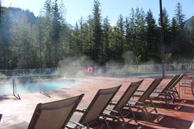 初夏のカナディアン・ロッキー2019 Day1-3(Crazy Creek Resort)
