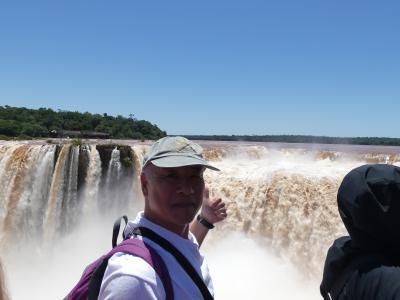 アルゼンチン イグアスの滝(Cataratas del Iguazu, Argentina)