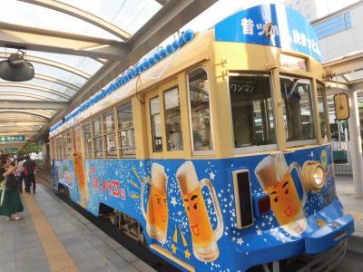 豊橋ビール電車でGO~!