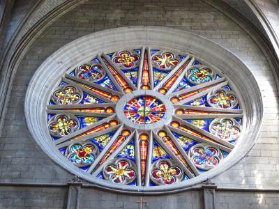オルレアン日曜日の市民ロードレース♪サン・クロワ大聖堂前がゴールだった♪2019年5月フランス ロワール地域他8泊10日(個人旅行)113