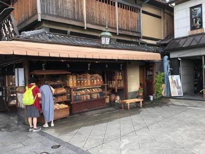 京都三条あたりを散策