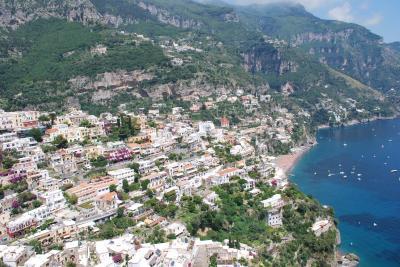 新婚旅行はヨーロッパへ! 南イタリア・ローマ・バルセロナの旅②(アマルフィ)