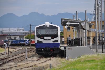 2019年7月秋田鉄道旅行3(秋田港線)
