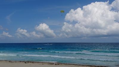 世界二周目 (8)カンクン:気持ち良すぎるカリブ海