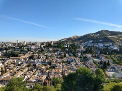 スペイン旅行 - グラナダ -> セビリア 2019