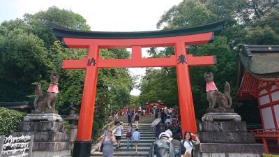 京都さるく  パワースポットで厄落とそう!パワーをいただく日帰り旅 part1(編集中)