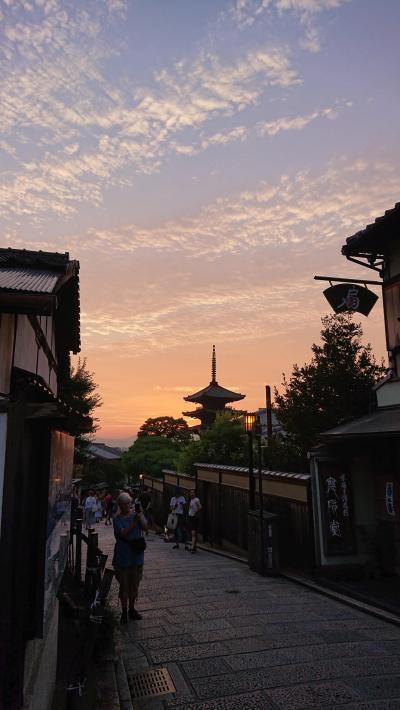 京都さるく  パワースポットで厄落とそう!パワーをいただく日帰り旅 part3(編集中)