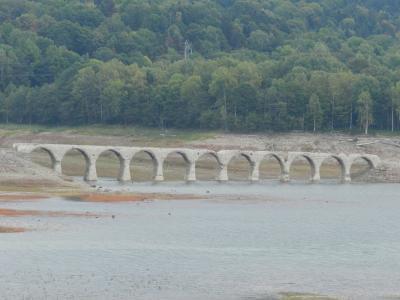 リベンジ!『タウシュベツ川橋梁』◆旅仲間と行く初秋の道東《その14》