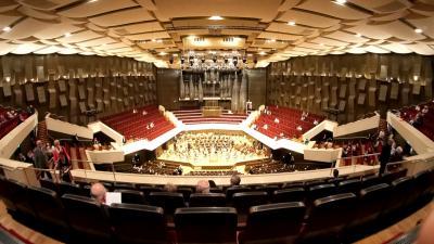 ライプツィヒ・ゲヴァントハウス の見学記 / ヴィンヤード型コンサートホールの最高峰の音響を堪能する