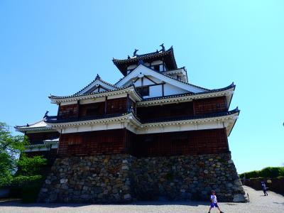 城探し-4 【京都・福井(福知山城と国吉城・Fukuchiyama castle & Kuniyoshi castle)編】