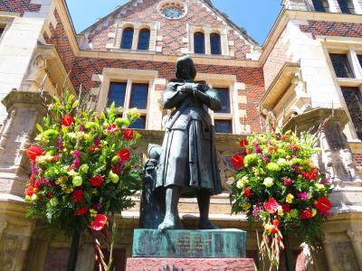 今もオルレアンの少女ジャンヌダルクはそこにいた♪グロロ邸♪2019年5月フランス ロワール地域他8泊10日(個人旅行)117