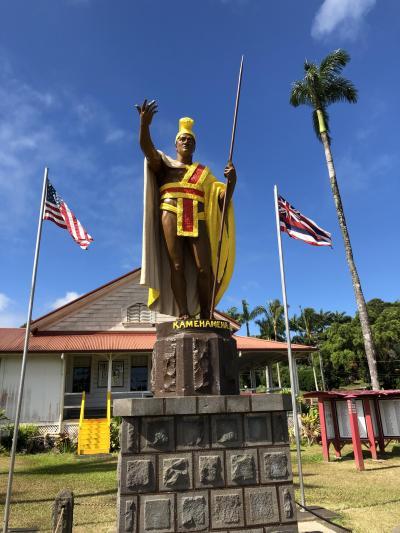 2019年6-7月【2】 21年ぶり2度目のハワイ島 2日目はキングカメハメハ、ワイメア!そしてマンタはいなかった!
