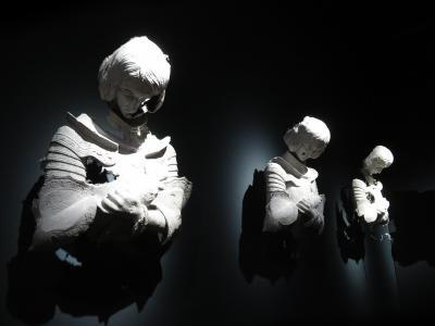 オルレアン美術館で静かにたたずむジャンヌダルク♪高松宮殿下記念世界文化賞♪2019年5月フランス ロワール地域他8泊10日(個人旅行)118