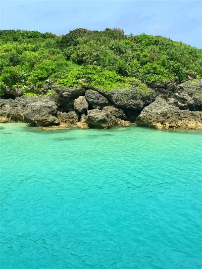 神様に近づく沖縄南部の旅【1】島が丸ごと聖域!青い楽園、久高島編