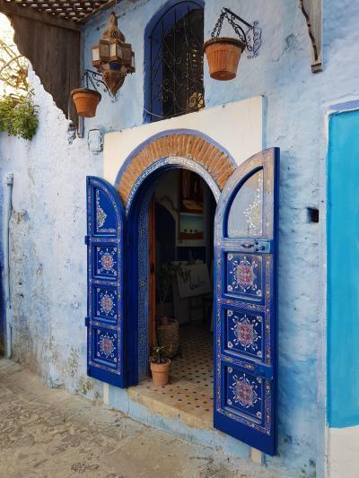 初モロッコ!スペインのタリファからシャウエンの青い村とフェズへ(3)シャウエン2日目