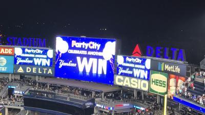 2度目のニューヨーク 2日目 ユニオンスクエア周辺、ヤンキース試合観戦