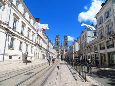 ジャンヌダルクの家♪ジェネラル・ド・ゴール広場♪Century21もあった2019年5月フランス ロワール地域他8泊10日(個人旅行)121