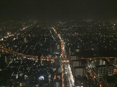 関西⑥3日目 マリオット都ホテル 高層階(プラチナチャレンジ)2