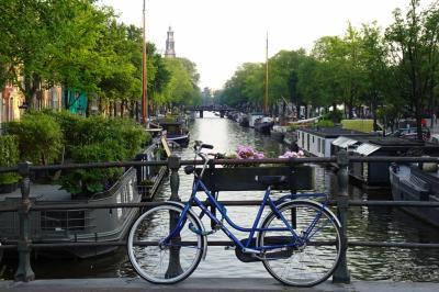 6月のベルキー・オランダひとり旅7泊9日⑫ アムステルダム レンブラントの家 アンネ 運河クルーズ 6日目午後