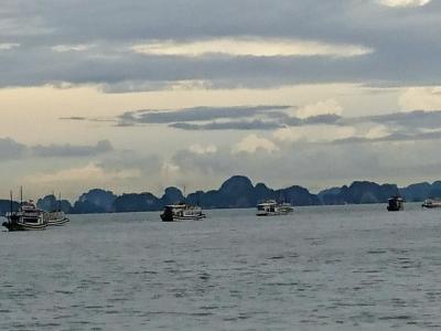 ツアーだから行けた 北から南へベトナム縦断6日間  ①北部ハノイ~ハロン湾