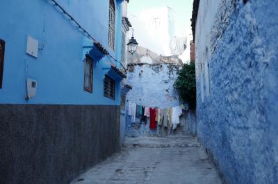 モロッコでものんびり 4 シャウエン
