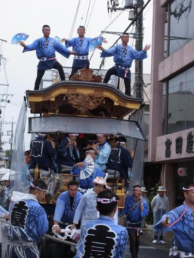 成田山は初詣だけじゃない!7月なのに寒くて土砂降りの「成田祇園祭」へ