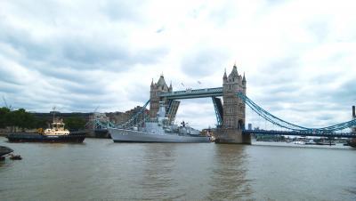 ロンドン&パリ旅行と予想外のトラブル・・・1