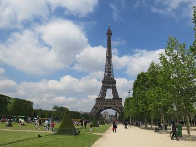 令和の連休でパリと北イタリアに行ってみた(その1 パリ)