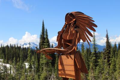 初夏のカナディアン・ロッキー2019  Day2-2(Mount Revelstoke National Park)