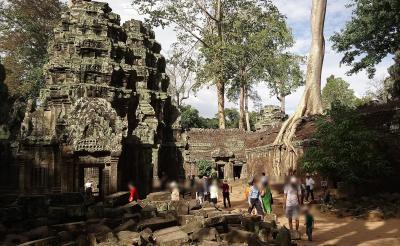 2歳子連れ カンボジア アンコールワット遺跡群2泊3日