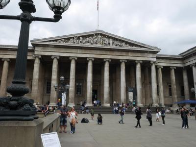 行きはビジネス、帰りはファースト 今年は王道 ロンドン~パリを廻る旅 母子でプチ冒険に出掛けるぞ~!今日は美術館巡り③