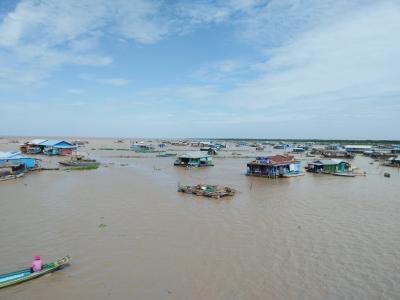 ☆インドシナのんびりふたり旅☆ カンボジア・シェムリアップ Day 7
