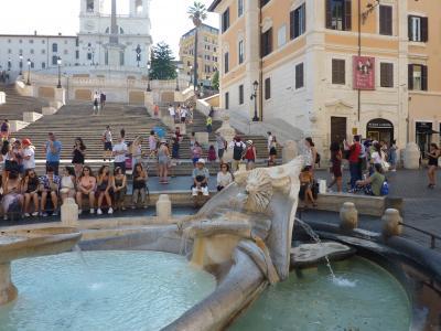 ローマ・フィレンツェ・ベネチアを旅して