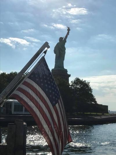 2度目のニューヨーク 4日目 自由の女神、ブルックリン、セントラルパーク