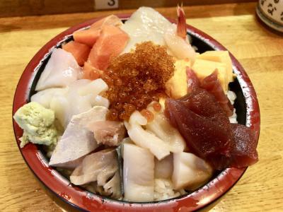 余市の人気の寿司屋で 人気メニュー をいただきます