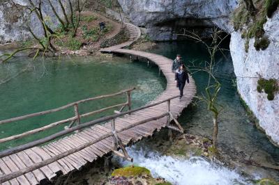 スロベニア・クロアチア10日間 8日目【プリトビチェ湖群・ザグレブ】