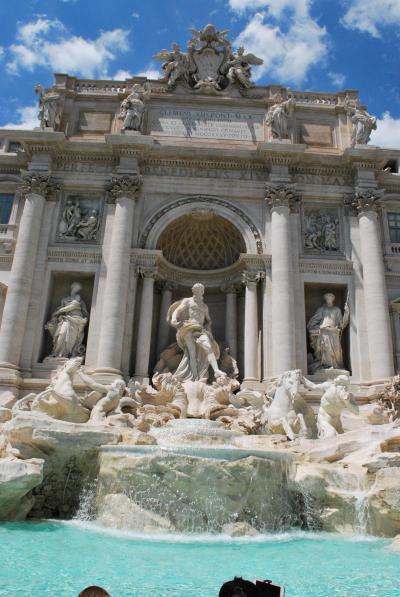 新婚旅行はヨーロッパへ! 南イタリア・ローマ・バルセロナの旅④(ローマ)