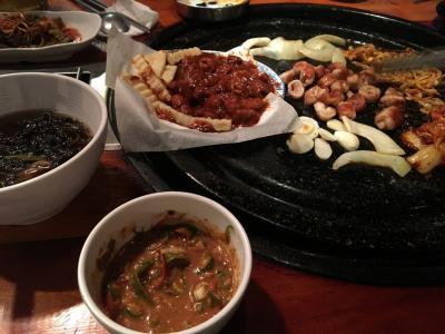 土日で韓国テグ 旅