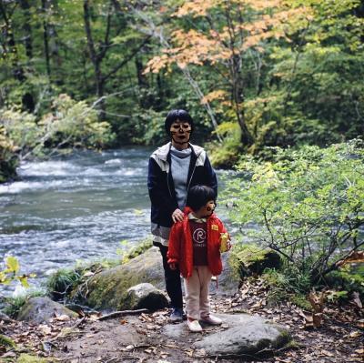 1999年奥入瀬渓流、十和田湖、蔦沼