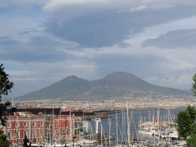 ナポリへの旅 ⑤ナポリ市内観光