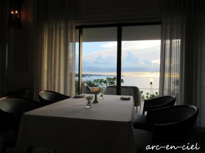 ハレクラニ沖縄に泊まる4泊5日(2019)【3 レストラン編】
