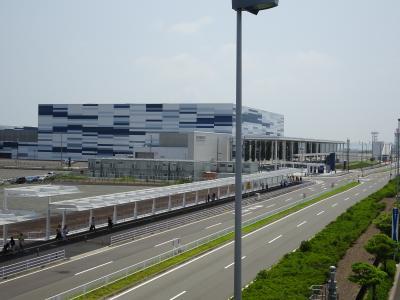 愛知国際会議展示場 Aichi Sky Expo 一般内覧会