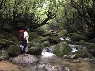 念願の屋久島旅行!!②~白谷雲水峡トレッキング~