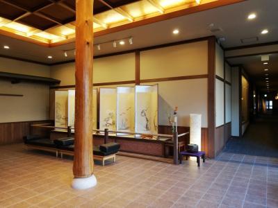 伝統旅館のぬくもり 灰屋  宿泊記(1)