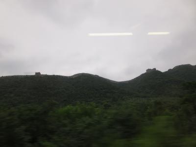 2019芒種「北京へ一人旅」(9_霧の万里の長城_ホ)